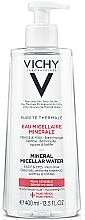 Kup Płyn micelarny do twarzy i oczu - Vichy Purete Thermale Mineral Micellar Water