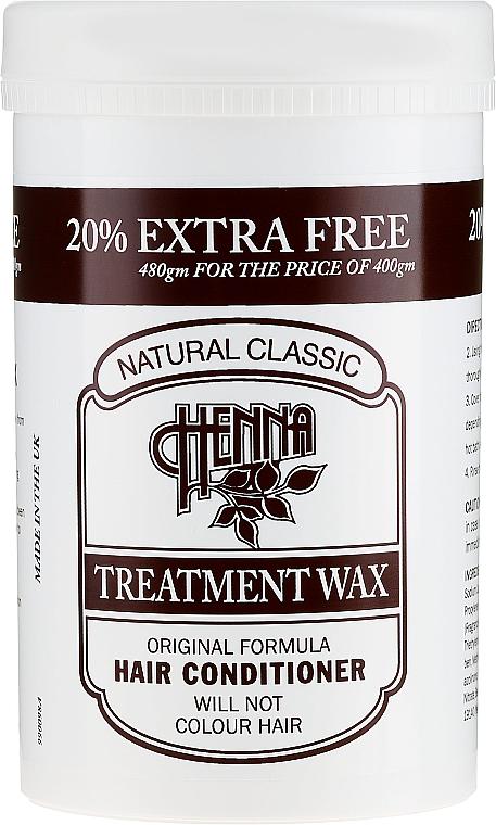 Odżywka do włosów Henna - Natural Classic Henna