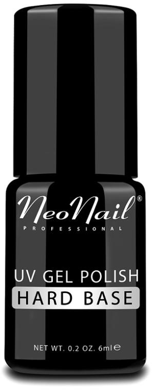 Baza pod lakier hybrydowy - NeoNail Professional Hard Base — фото N1