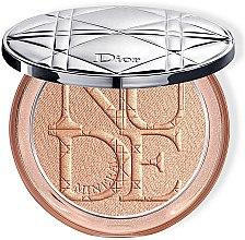 Kup Mineralny rozświetlacz w pudrze do twarzy - Dior Diorskin Mineral Nude Luminizer Powder