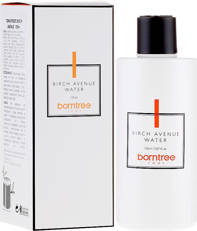 PRZECENA! Odświeżająca woda do twarzy - Borntree Root Birch Avenue Water * — фото N1