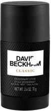 Kup David Beckham Classic Deodorant Stick - Dezodorant w sztyfcie