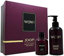 Kup Joop! Wow! For Women Gift Set - Zestaw (edt 60 ml + sh/gel 250 ml)
