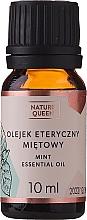 Kup Miętowy olejek eteryczny - Nature Queen Mint Essential Oil