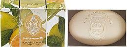 Kup Mydło w kostce Cytrusy z ogrodów Boboli - La Florentina Bath Soap