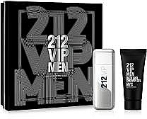Kup PRZECENA! Carolina Herrera 212 VIP Men - Zestaw (edt/100ml + sh/gel/100ml) *