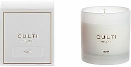 Kup Świeca zapachowa - Culti Milano Candle Bianco Velvet