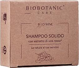 Kup Szampon w kostce do włosów - BioBotanic Biowine Shampoo