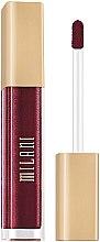 Matowa szminka do ust - Milani Amore Matte Metallic Lip Crème — фото N1