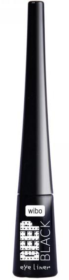 Eyeliner - Wibo Eye Liner Deep Black — фото N1