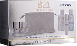 Kup Zestaw - Orlane B21 Extraordinaire Absolute Youth Set (f/cr/50 ml + lot/50ml + cleanser/50ml + ser/7.5 ml + bag)
