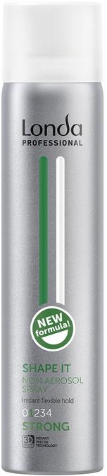 Lakier do włosów bez aerozolu - Londa Professional Shape It Non-Aerosol Spray Flexible Hold — фото N1