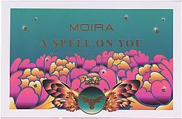 Kup Paleta cieni do powiek - Moira A Spell On You Shadow Palette