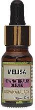 Kup Naturalny uspokajający olejek melisowy - Biomika