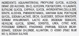 Hialuronowe serum na dzień i noc - Klapp Hyaluronic Multiple Effect Day & Night Serum — фото N3