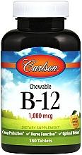 Kup Witamina B12 w tabletkach do żucia - Carlson Labs Carlson Labs Chewable B-12