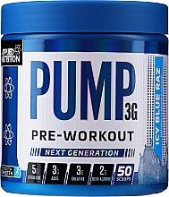 Kup Suplement diety wspomagający pracę mięśni i ukrwienie - Applied Nutrition Pump 3G Zero Stimulant Icy Blue Raz