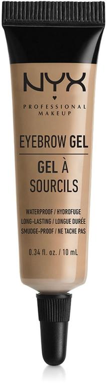 Żel do brwi - NYX Professional Makeup Eyebrow Gel