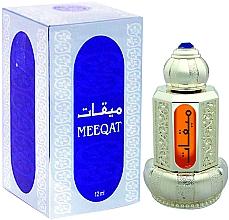 Kup Al Haramain Meeqat Silver - Perfumy w olejku