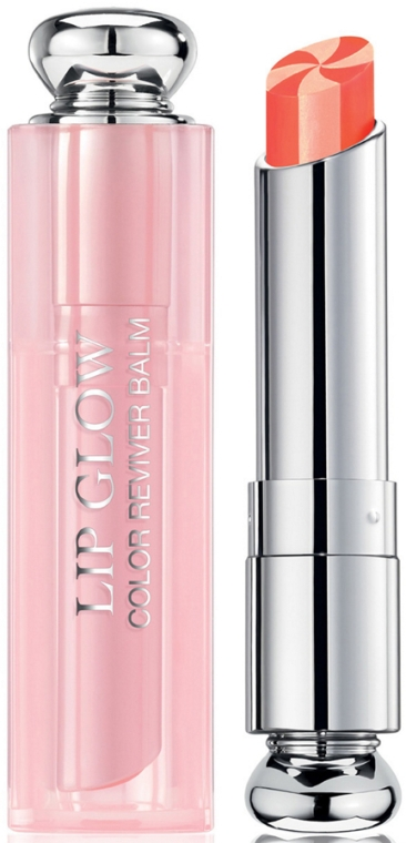 Nawilżający balsam do ust - Dior Lip Glow To The Max Colour Reviver Lip Balm — фото N1