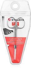 Kup Nożyczki do skórek, 24 mm, SC-10/3 - Staleks Classic 10 Type 3