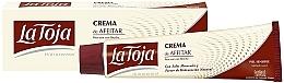 Kup Krem do golenia dla mężczyzn do skóry wrażliwej - La Toja Hidrotermal Classic Shaving Cream Sensitive Skin