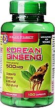 Kup Suplement diety Żeń-szeń koreański, 500 mg - Holland & Barrett Korean Ginseng 500mg