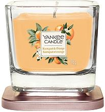 Kup Świeca zapachowa - Yankee Candle Elevation Kumquat & Orange