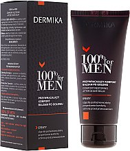 Kup Balsam po goleniu przywracający skórze komfort - Dermika Comfort Restoring After-Shave Balm