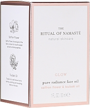 Kup Regenerujący olejek do twarzy - Rituals The Ritual Of Namaste Glow Anti-Aging Face Oil