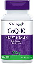 Kup Naturalny suplement CoQ-10, 100 mg - Natrol CoQ-10 Heart Healh