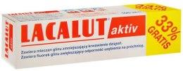 Kup Pasta do zębów przeciw krwawieniu dziąseł - Lacalut Aktiv