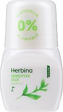 Kup Dezodorant w kulce - Berner Herbina Sensitive Silk