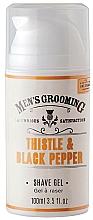 Kup Żel do golenia - Scottish Fine Soaps Men's Grooming Thistle & Black Pepper Shaving Gel