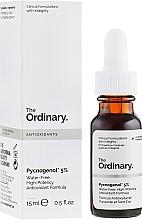 Kup Antyoksydacyjne serum do twarzy - The Ordinary Pycnogenol 5%