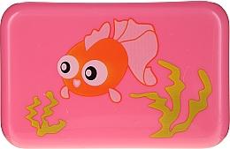 Kup Mydelniczka dla dzieci, różowa z rybką - Donegal