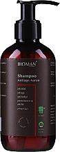 Kup Przeciwstarzeniowy szampon do włosów - BioMAN Aaron Anti-Age Shampoo