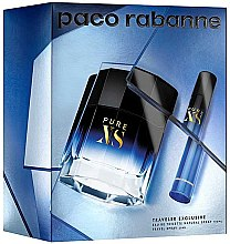 Kup Paco Rabanne Pure XS - Zestaw (edt/100ml + edt/mini/20ml)