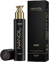 Kup Olejek do włosów średnioporowatych - Nanoil Hair Oil Medium Porosity
