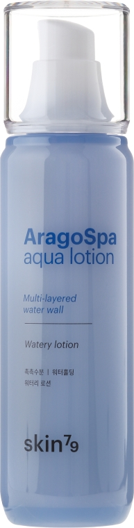 Lekki nawilżający lotion do twarzy - Skin79 AragoSpa Aqua Lotion — фото N2