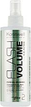 Kup Spray zwiększający objętość włosów - Kosswell Professional Dfine Flash Volume