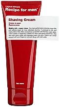 Kup Krem do golenia - Recipe For Men Shaving Cream