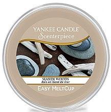 Kup Wosk zapachowy do kominka elektrycznego - Yankee Candle Seaside Woods Scenterpiece Melt Cup