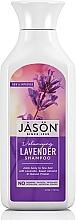 Kup Szampon dodający włosom objętości Lawenda - Jason Natural Cosmetics Volumizing Lavender Shampoo