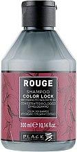 Kup Szampon bez siarczanów do włosów farbowanych - Black Professional Line Rouge Color Lock Shampoo