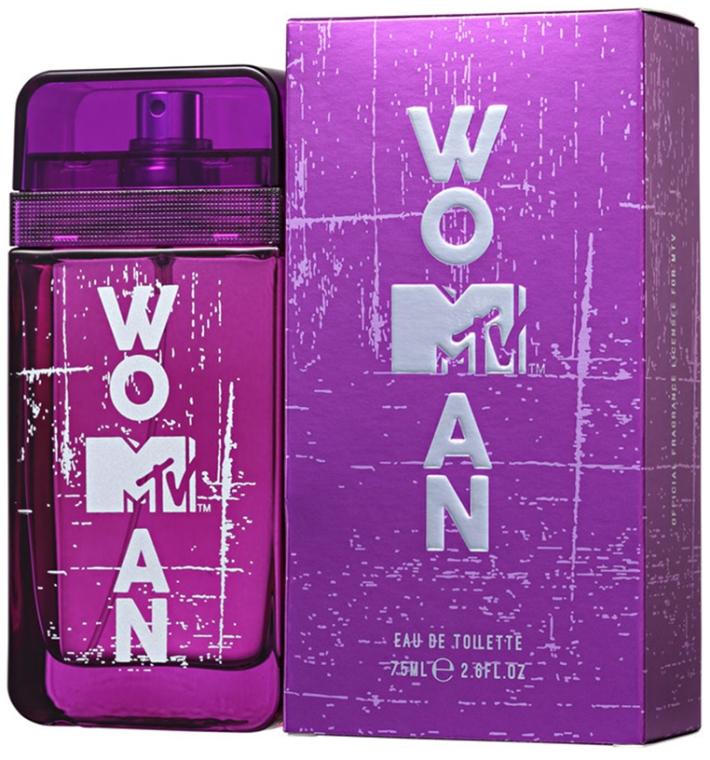 MTV Perfumes MTV Woman - Woda toaletowa — фото N1