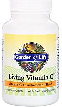 Kup Witamina C i antyoksydanty w kapsułkach - Garden of Life Living Vitamin C