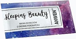 Kup Maska do włosów o średniej porowatości - Anwen Masks Sleeping Beauty (próbka)