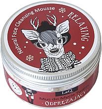 Kup Odprężający mus do mycia twarzy Pralinka - LaQ Natural Face Cleansing Mousse Relaxing Pralinka