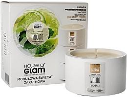 Kup PRZECENA! Świeca zapachowa - House of Glam Calabrian Mojito Candle *